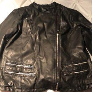 a.n.a Jackets & Coats - Faux leather jacket